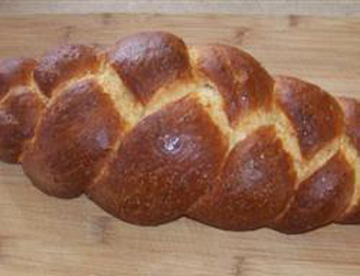 Zomick's Kosher Bakery Honey Challah for Shabbat